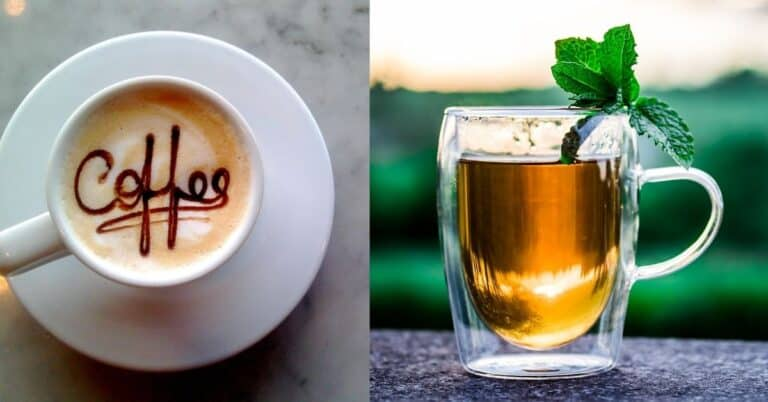 5 reasons why you should drink water before your coffee or tea
