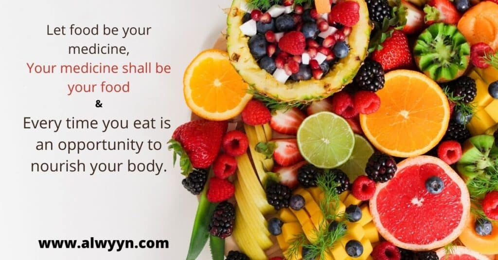 Explanations to Consume More Fruits Every Day