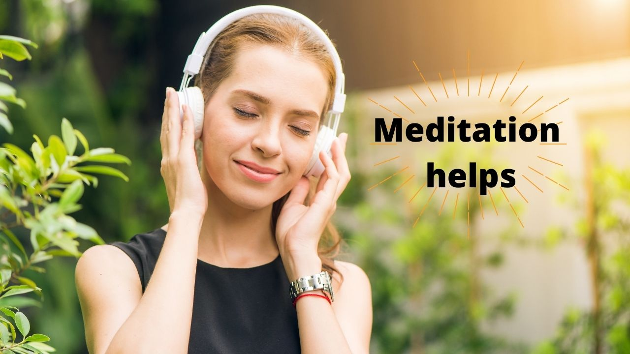 Meditation with apps